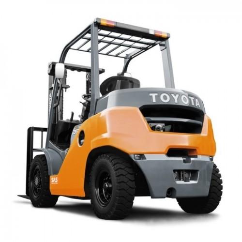 Погрузчик Toyota Tonero дизельный 4 т