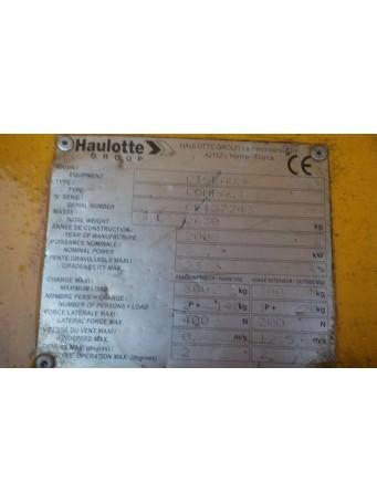 Ножничный электро подъемник Haulotte Compact 12
