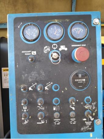 Телескопический самоходный подъемник Genie S45