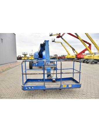 Телескопический дизельный подъемник Upright SB 80